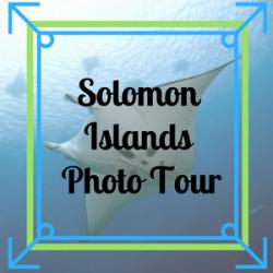 Solomon Islands Photo Tour