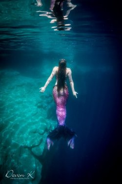 Swim With A Mermaid Birthday Parties