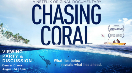 Chasing Coral Film Night