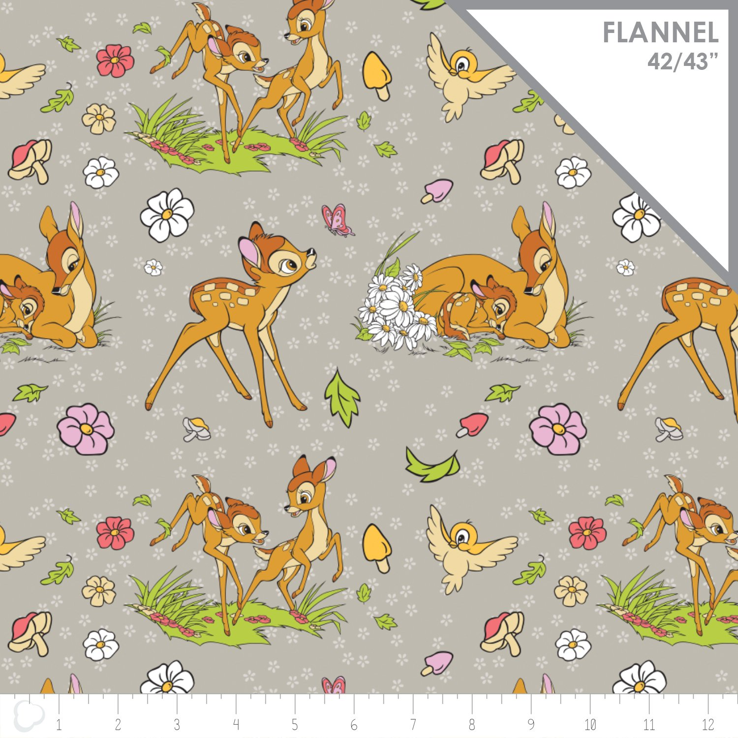 Bambi flannel