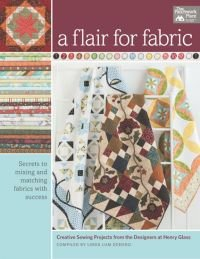 A Flair for Fabric - copy