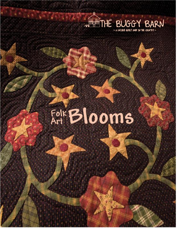 Folk Art Bloms