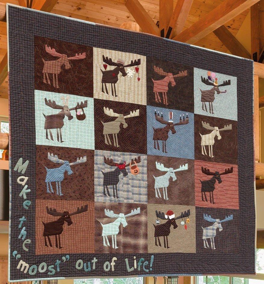 Crazy Moose Messages Kit