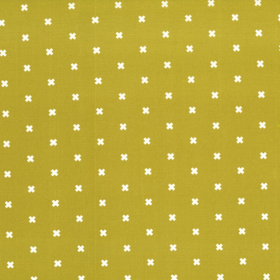 Cotton + Steel Basics -XOXO -Shag Carpet