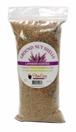 Ground Walnut Shells- lavender