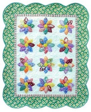 Friendship Flowers Pattern 18 X 21 5 Cns307