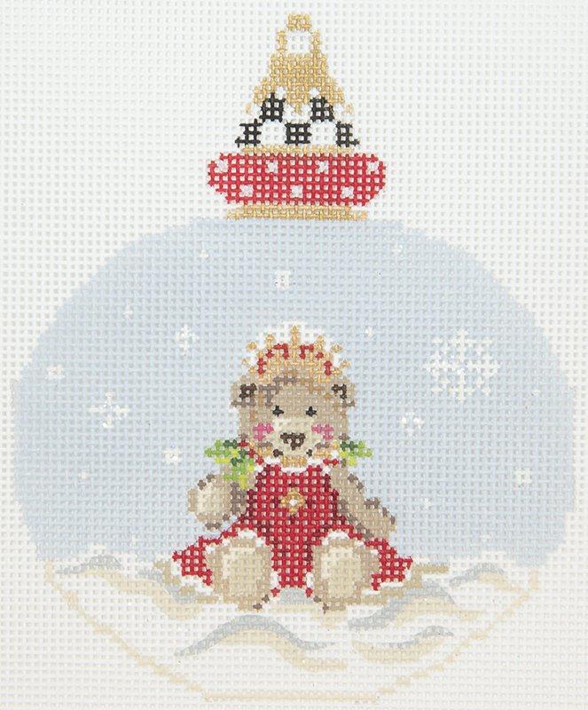 KANP13 Teddy Bear Ornament
