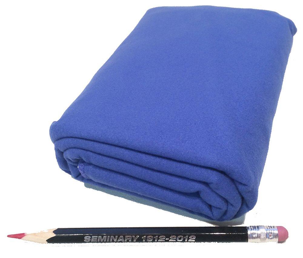 Microfiber Towel 60 x 30  Navy International Luggage Collection MF60NY