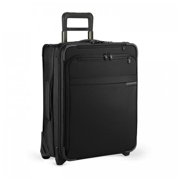 International Carry-On Expandable Wide-body Upright  Briggs & Riley  Baseline U121CXW