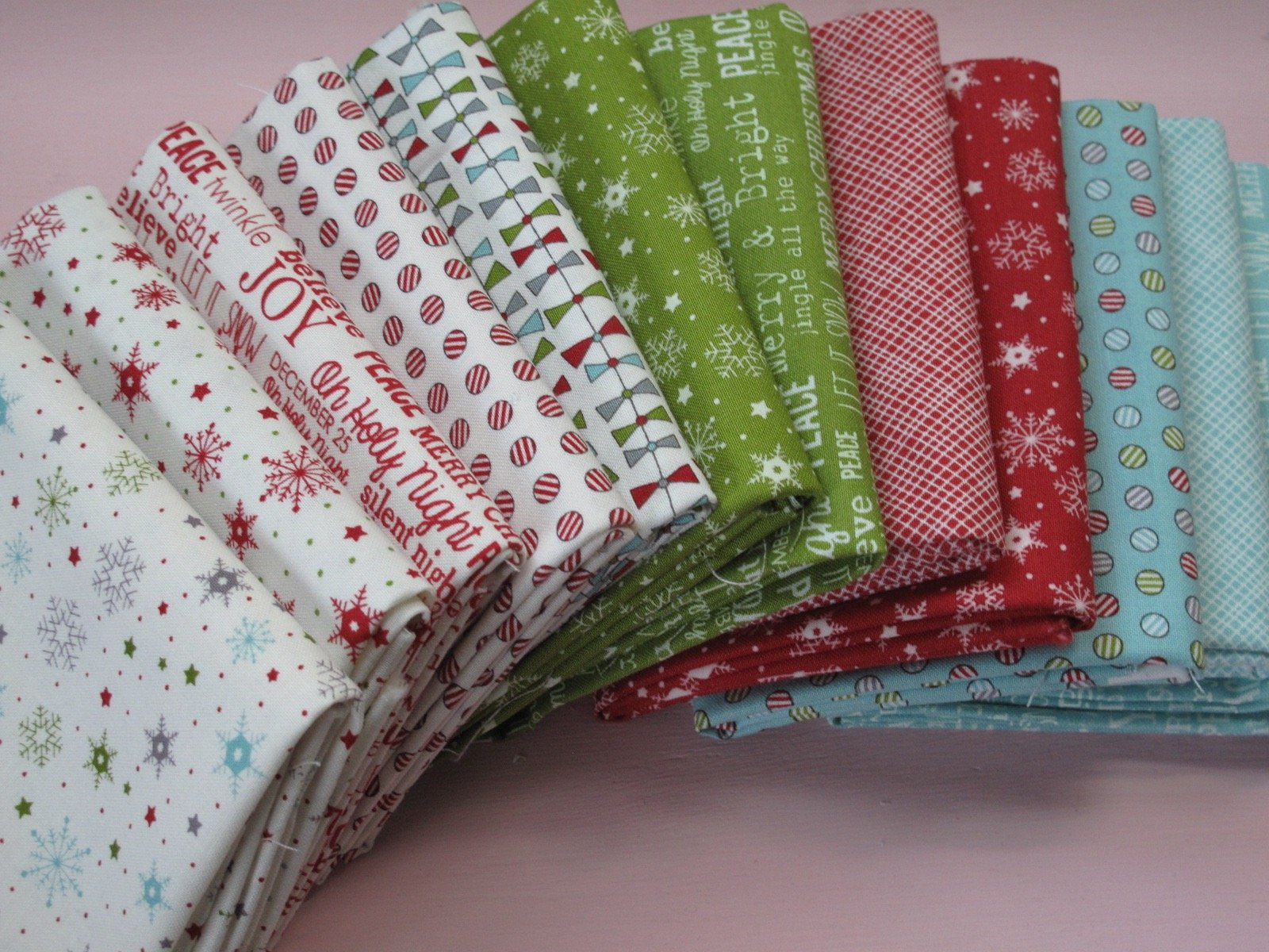 Cookie Exchange 12 Fat Quarter Bundle