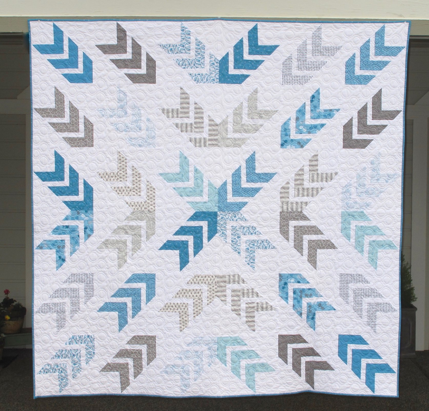 Cycles of Life Quilt Kit