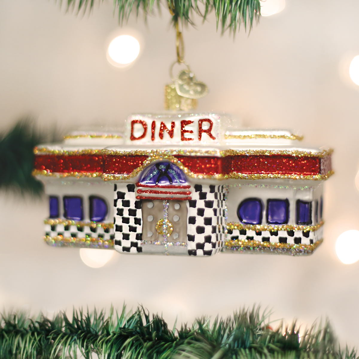 Diner Ornament - Old World Christmas