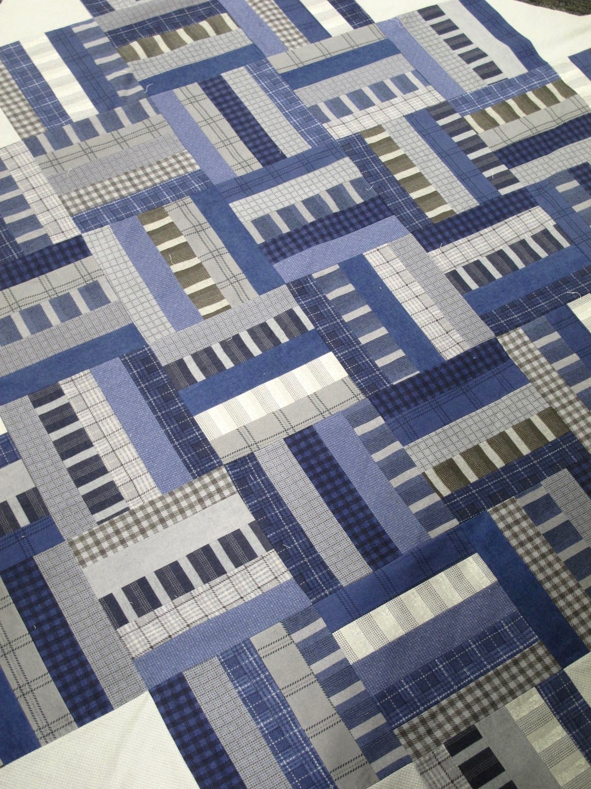 Fields Of Flannel Quilt Kit