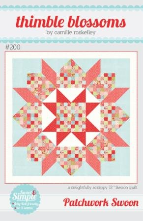Patchwork Swoon Pattern