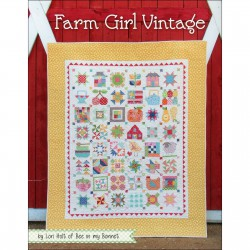Farm Girl Vintage Book