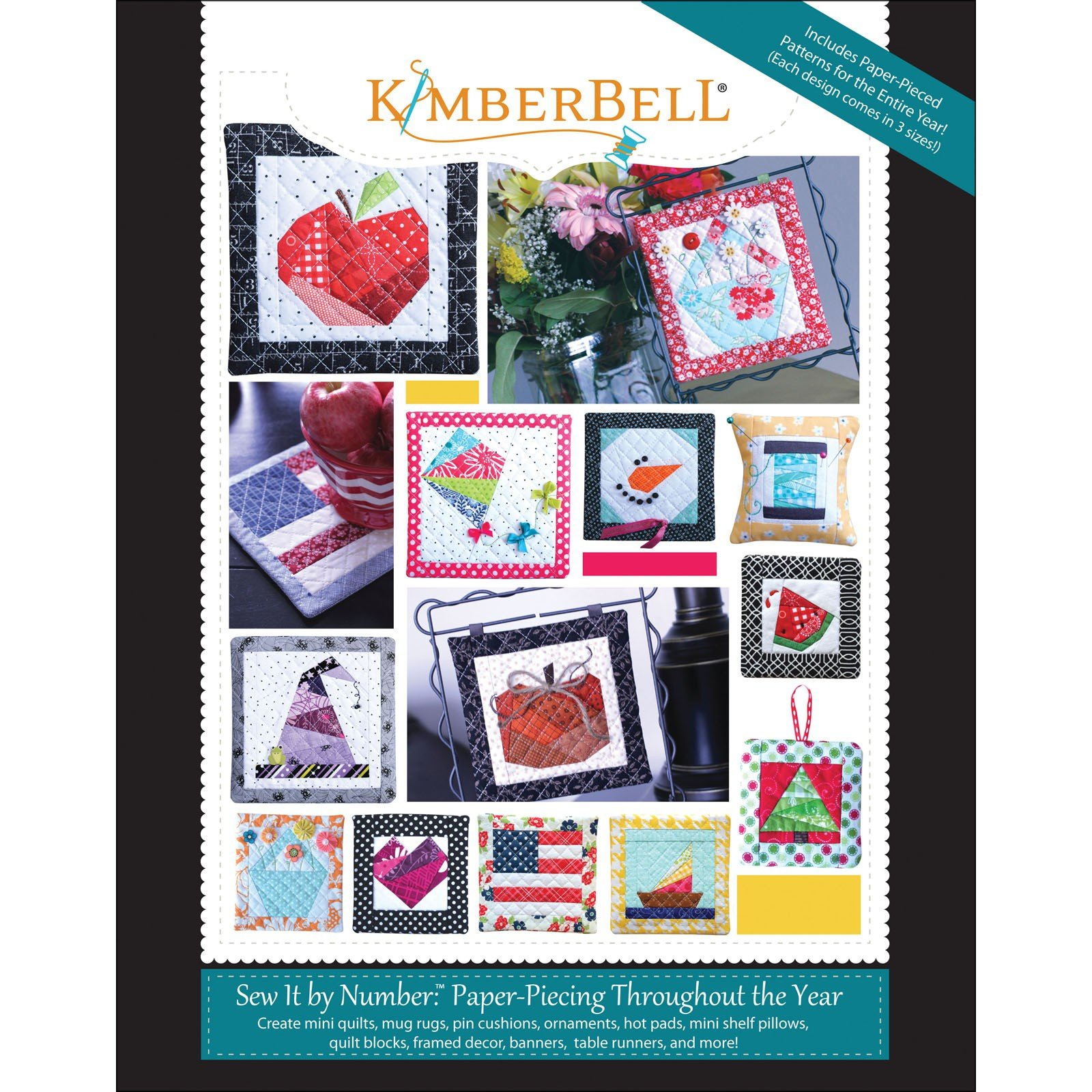 Sew It By Number Book