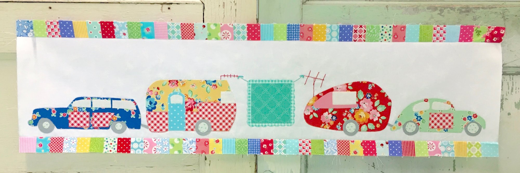 Quilts on the Go Row x Row 2017 Kit