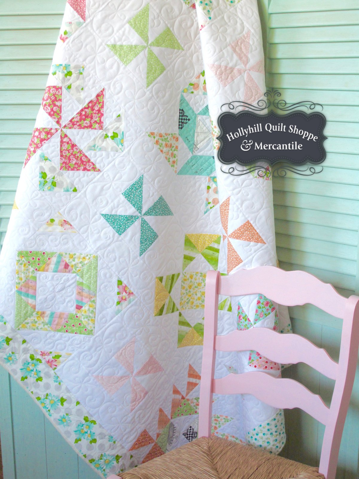 Sew & Sew Quilt Kit