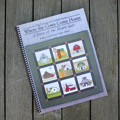 Where the Cows Come Home Book - The Cottage at Cardiff Farms