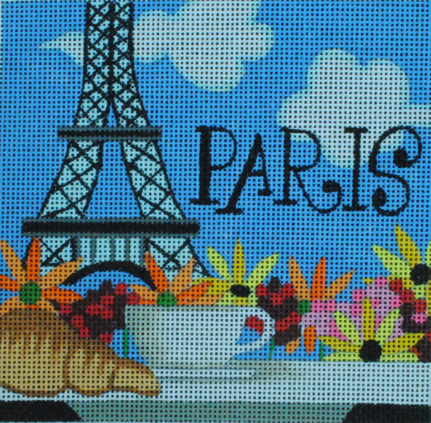 Paris Sampler