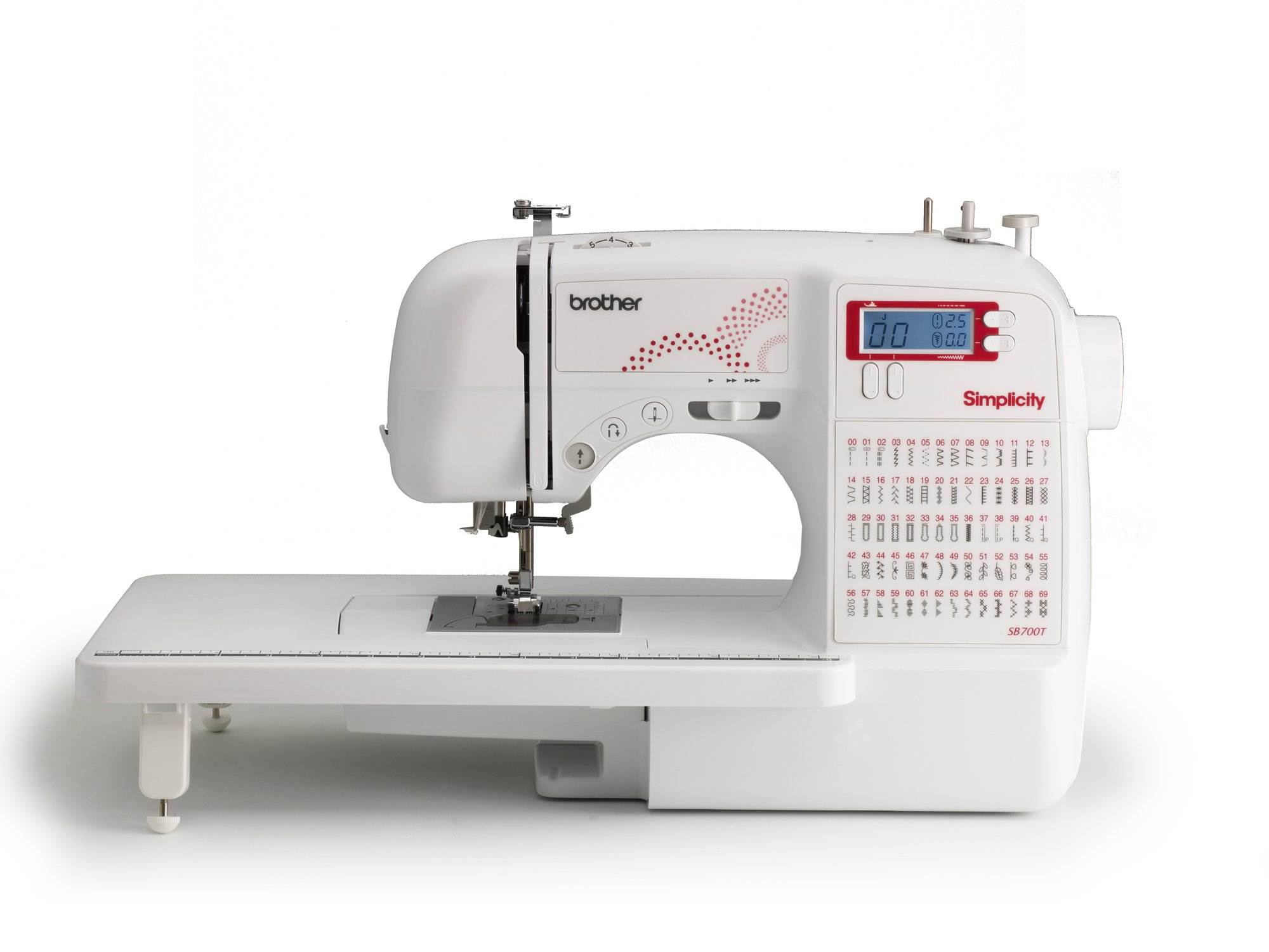 vq2400 sewing machine