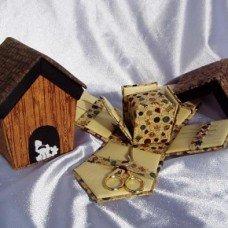 Dog House Needle Box