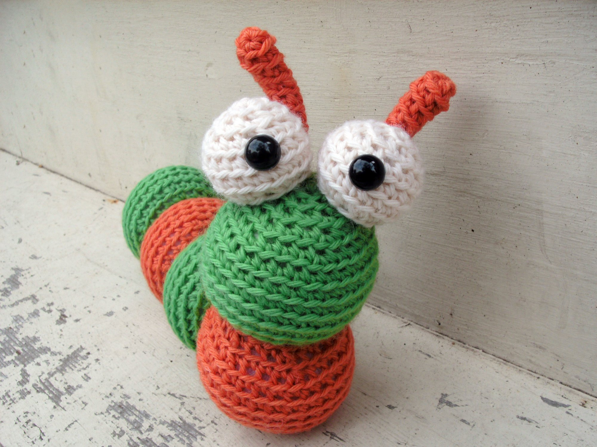 Amigurumi Knitting Patterns For Beginners : Crochet a Cutie: Amigurumi for Beginners