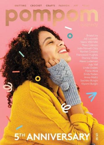 Pom Pom Quarterly 21 Summer 2017