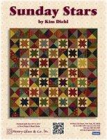 Sunday Stars Free Pattern Kim Diehl
