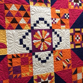 Moccasin Quilt Kit