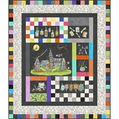 Salem Quilt Show Quilt Kit from Meg Hawkey & Maywood Studio