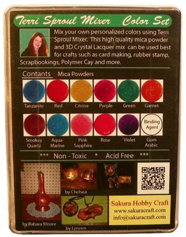 14701 Jewel Effects Color Set