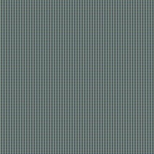 Blue plaid grid