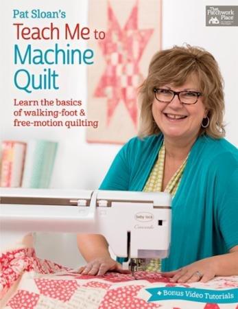 Teach Me to Machine Quilt