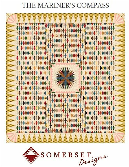 Quilt Quilting 1800s Reproductions Fabric Block Of The