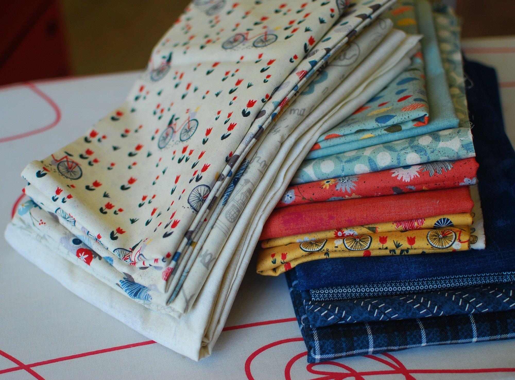 Pat Sloan's Mystery Quilt Kit