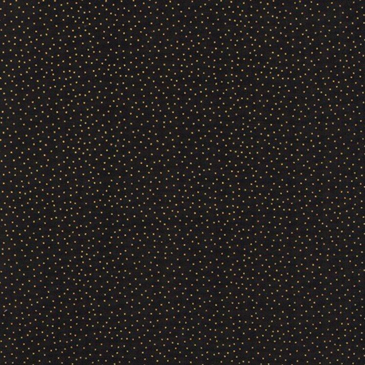Metallic Pin Dots CM9528 Black - 840615101590