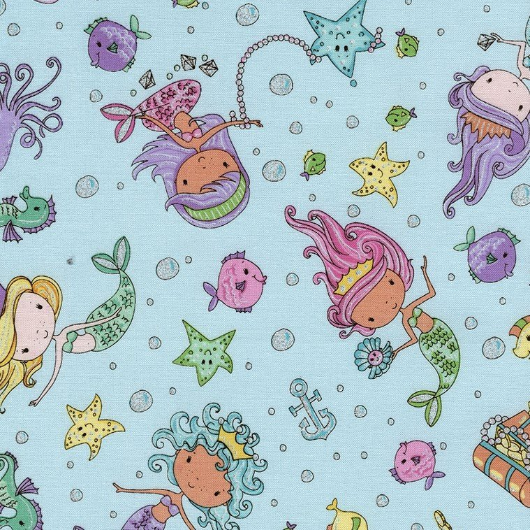 Children 39 s prints by timeless treasures for Childrens fabric prints