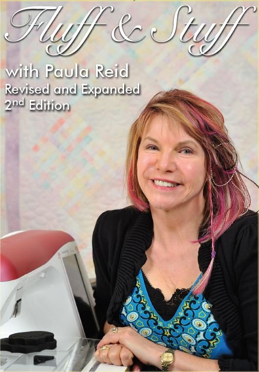 Fluff & Stuff Revised and Expanded 2nd Edition Instructional DVD