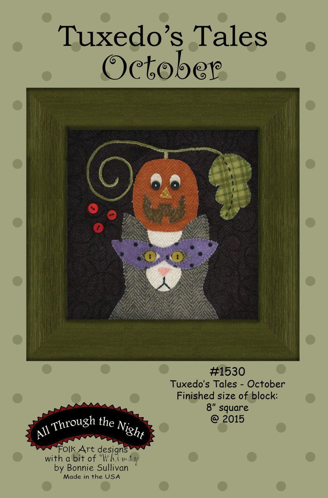 1530 Tuxedo's Tales October