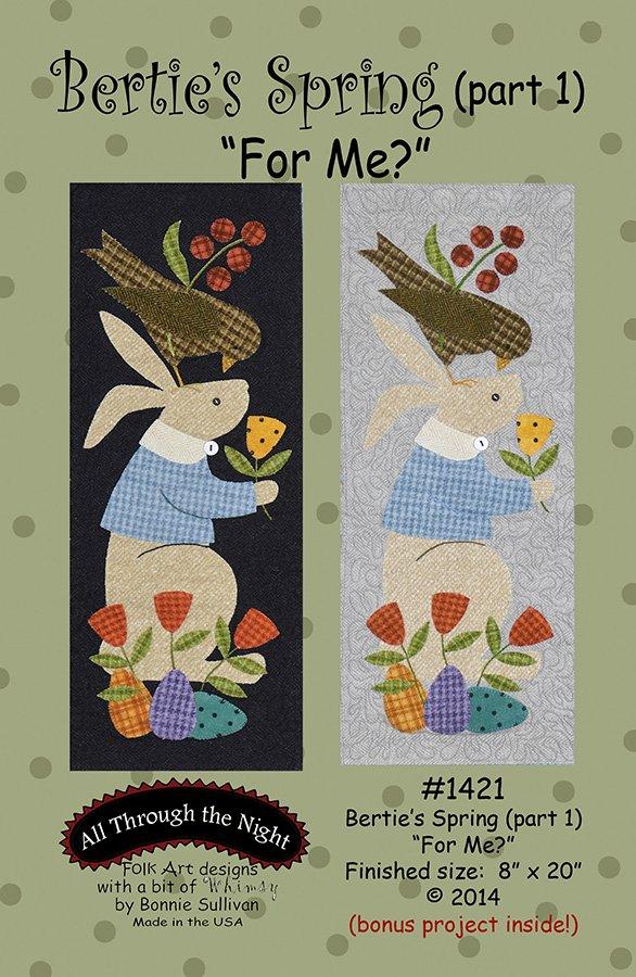 1421 Bertie's Spring For Me (1)