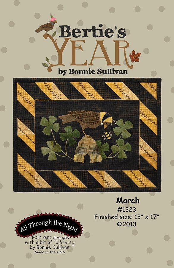 1323 Bertie's Year March