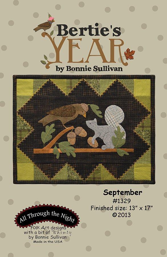 1329 Bertie's Year September