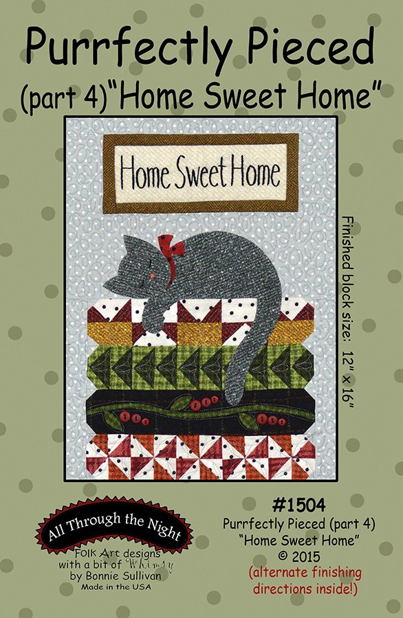 1504 Purrfectly Pieced Home Sweet Home (4)
