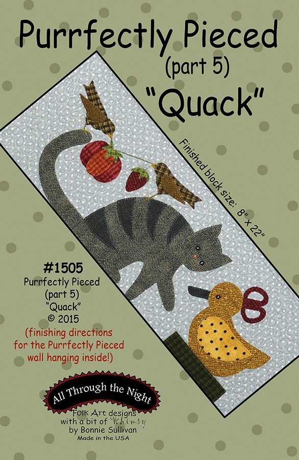 1505 Purrfectly Pieced Quack (5)