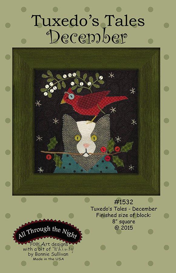 1532 Tuxedo's Tales December