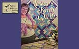 Make this Lovers Knot Quilt in April, 2017
