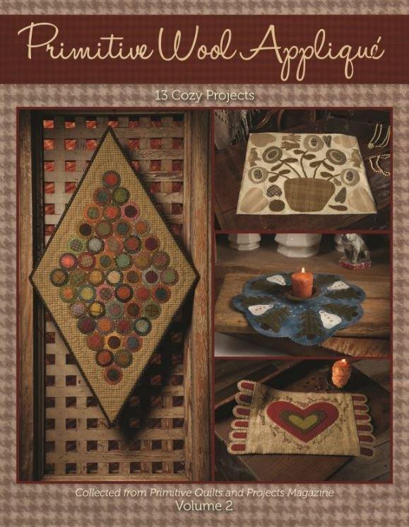 Primitive Wool Applique Vol 2 84014001933