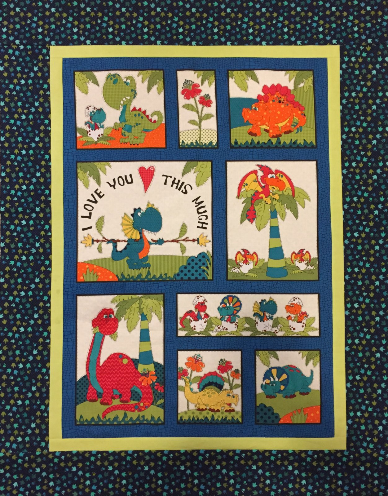 Baby quilt kits - Quilt rits ...