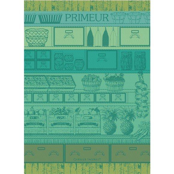 Garnier-Thiebaut Tea Towel Primeur